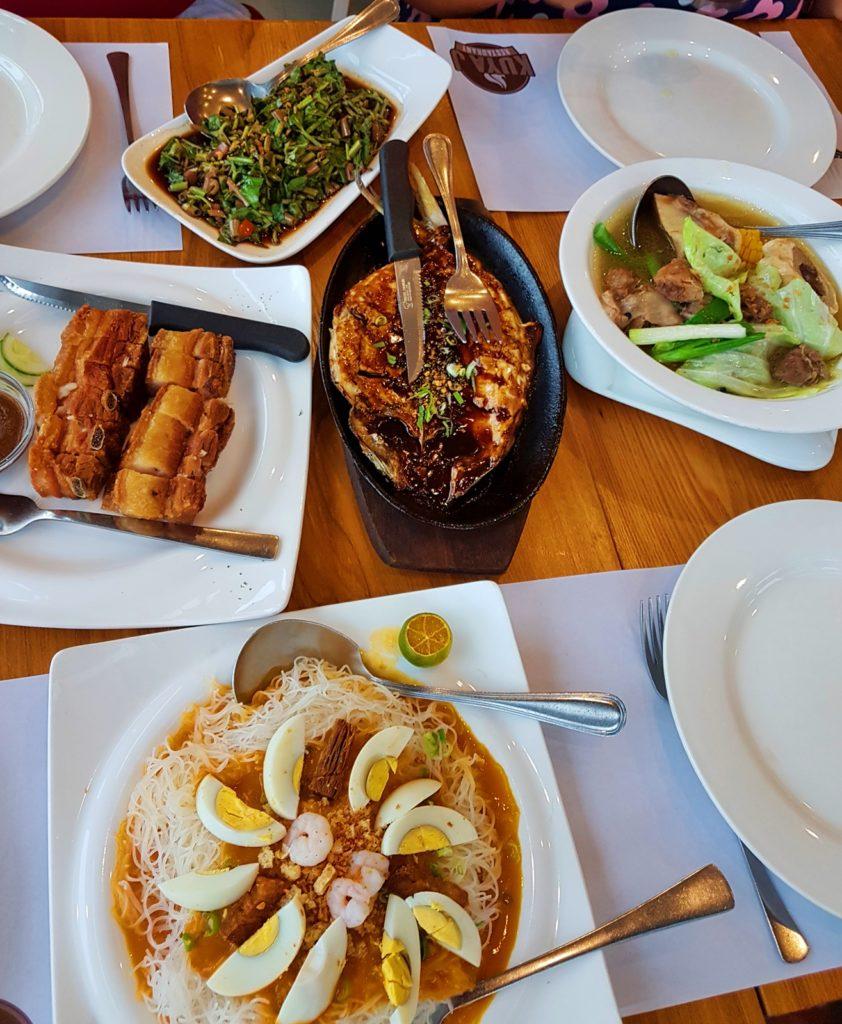 Kuya J food