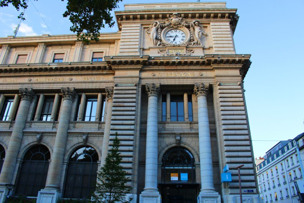 Geneva Tourist Information Office