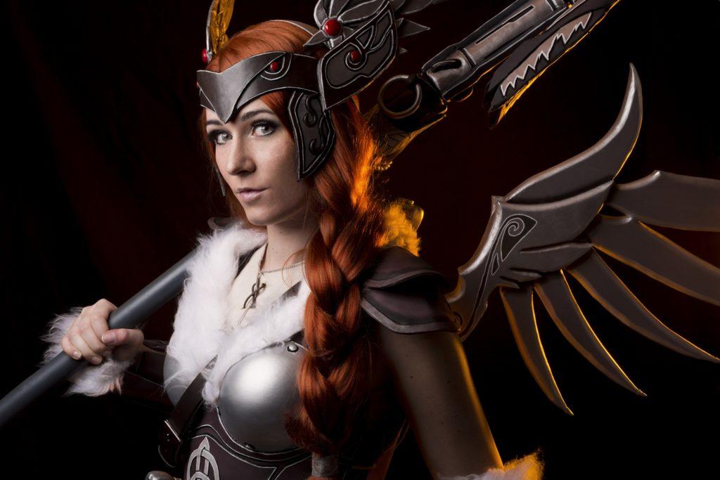 World of Warcraft Cosplayer Sia, France - LexieAnimeTravel