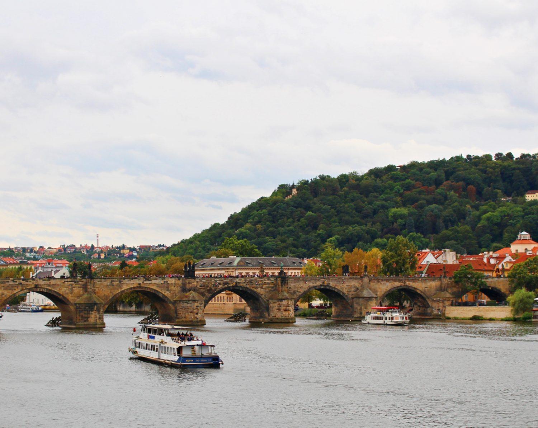 Bedazzle in Charles Bridge Prague