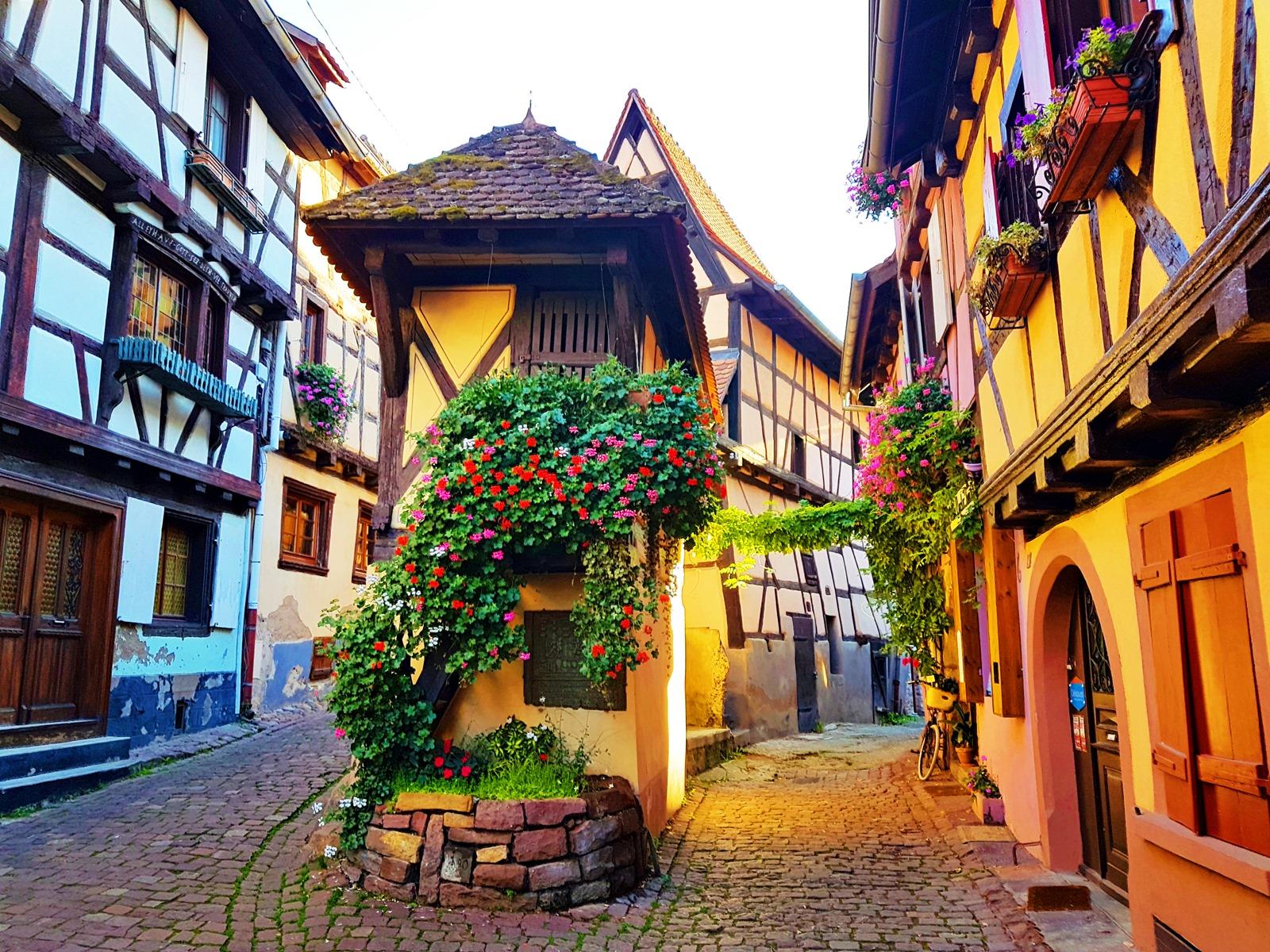 Eguisheim The Gingerbread Village