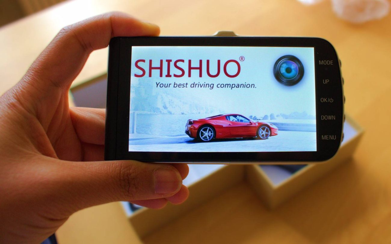 Shishuo Dash Cam Front and Rear Review - Best Road Trippers Companion