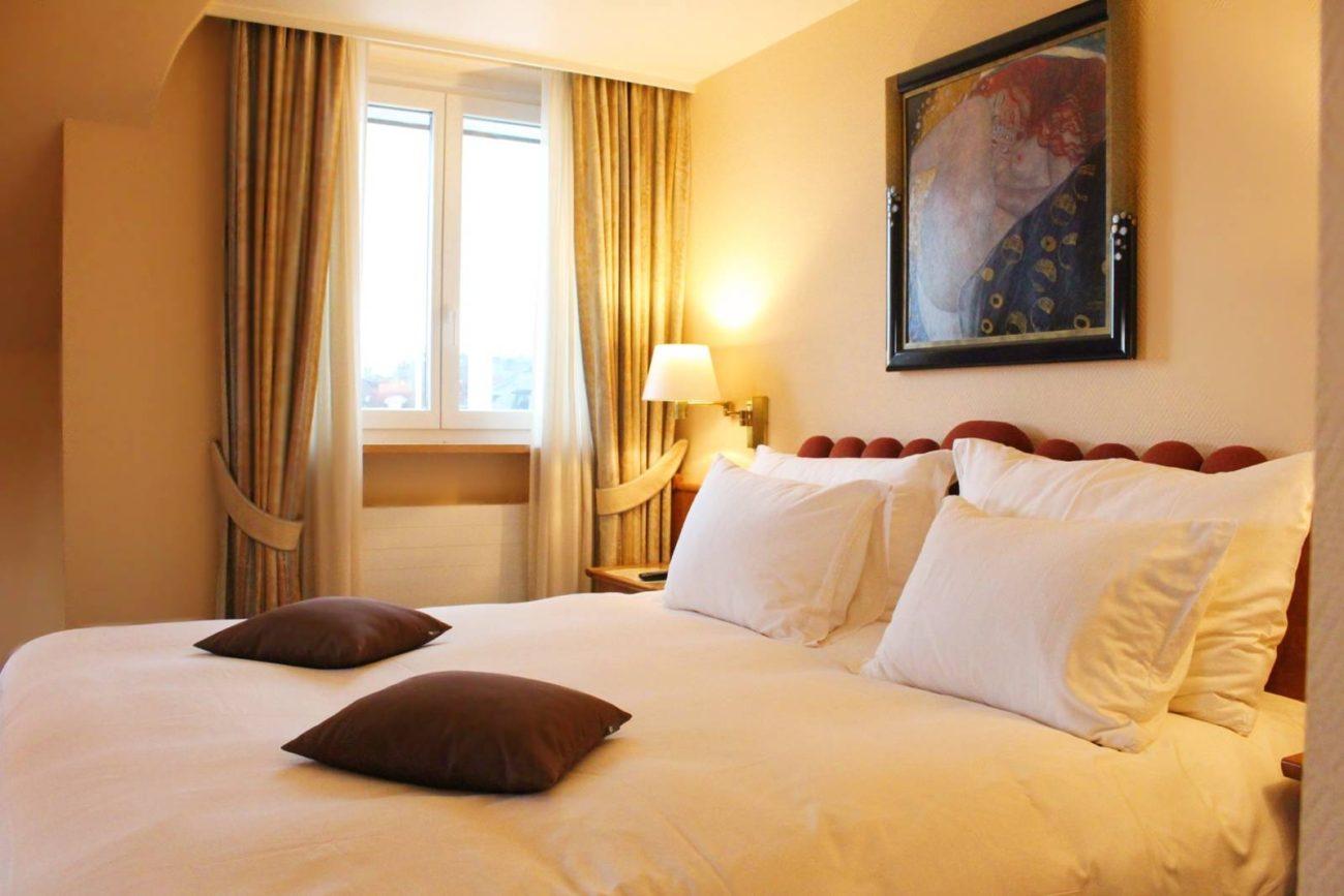 Best Western Plus Hotel Mirabeau Lausanne - Hotel Review